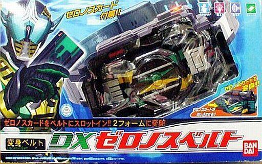 【中古】おもちゃ [ランクB] 変身ベルト DXゼロノスベルト 「仮面ライダー電王」