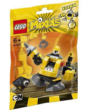 【新品】おもちゃ LEGO クラム 「レゴ ミクセル シリーズ6」 41545