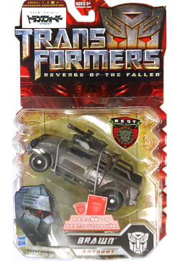 【中古】おもちゃ RA-29 N.E.S.T.ブローン 「トランスフォーマー ムービー」