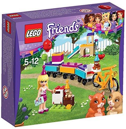 【中古】おもちゃ LEGO パーティートレイン 「レゴ フレンズ」 41111
