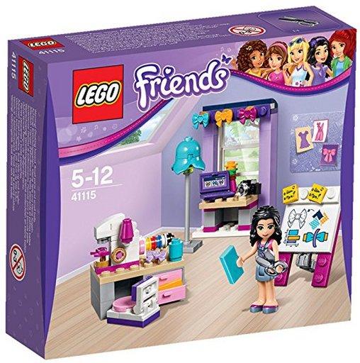 【新品】おもちゃ LEGO エマのアートスタジオ 「レゴ フレンズ」 41115
