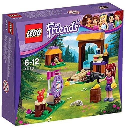 """【新品】おもちゃ LEGO アドベンチャーキャンプ""""アーチェリー"""" 「レゴ フレンズ」 41120"""