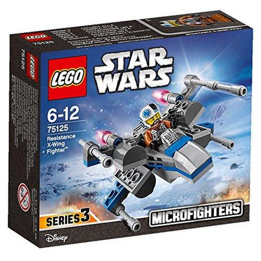 """【中古】おもちゃ LEGO マイクロファイター""""反乱軍Xウィング・ファイター"""" 「レゴ スター・ウォーズ」 75125"""