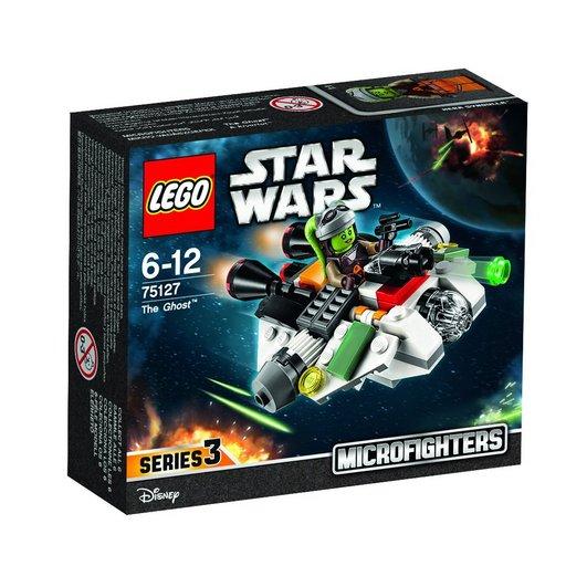 """【中古】おもちゃ LEGO マイクロファイター""""ゴースト"""" 「レゴ スター・ウォーズ」 75127"""