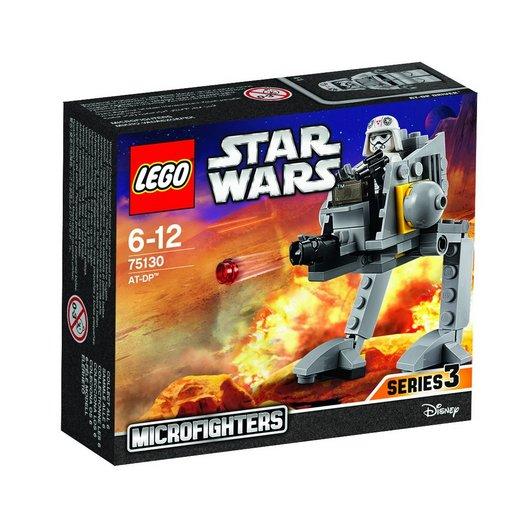 """【中古】おもちゃ LEGO マイクロファイター""""AT-DP"""" 「レゴ スター・ウォーズ」 75130"""