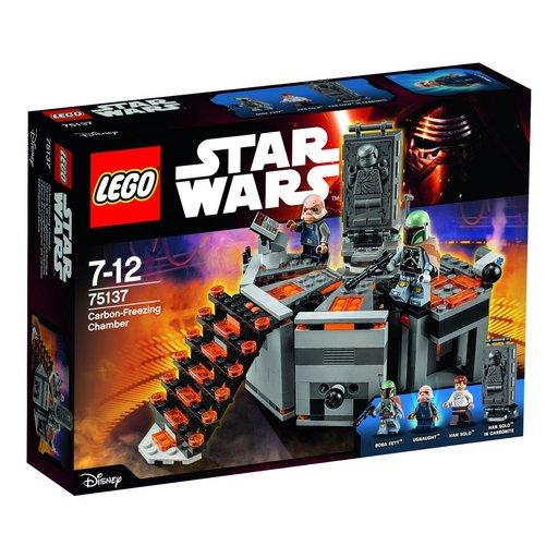 【中古】おもちゃ LEGO カーボン冷凍室 「レゴ スター・ウォーズ」 75137