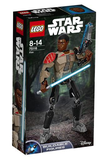 【中古】おもちゃ LEGO フィン 「レゴ スター・ウォーズ」 75116