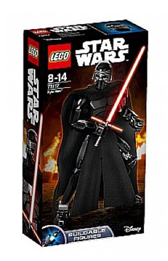 【中古】おもちゃ LEGO カイロ・レン 「レゴ スター・ウォーズ」 75117