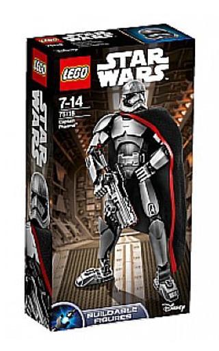【新品】おもちゃ LEGO キャプテン・ファズマ 「レゴ スター・ウォーズ」 75118