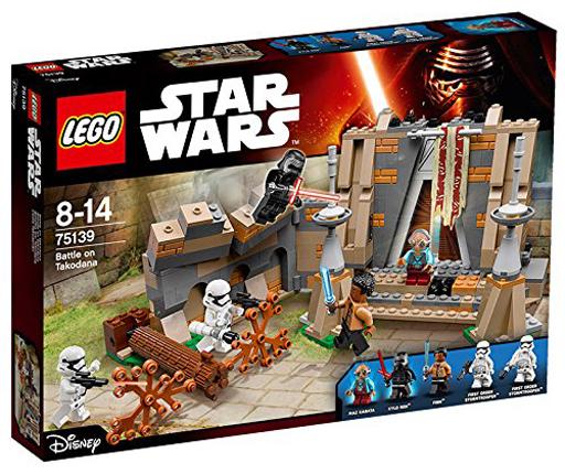 【中古】おもちゃ LEGO マッツ城の戦い 「レゴ スター・ウォーズ」 75139