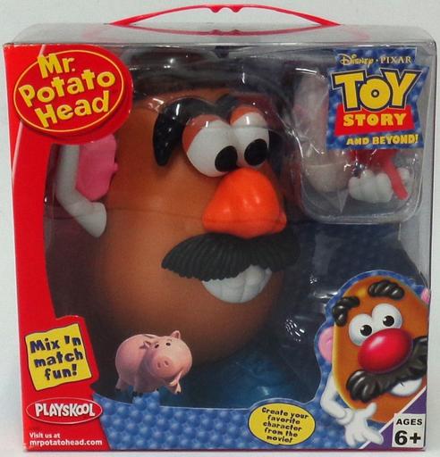 【中古】おもちゃ ミスター・ポテトヘッド 「トイ・ストーリー」