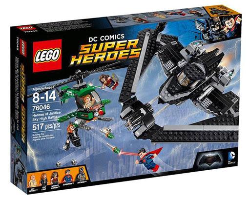 【新品】おもちゃ LEGO 正義のヒーロー:スカイハイバトル 「レゴ MARVEL スーパー・ヒーローズ」 76046