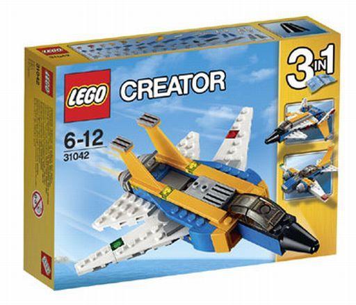 【新品】おもちゃ LEGO スーパーグライダー 「レゴ クリエイター」 31042