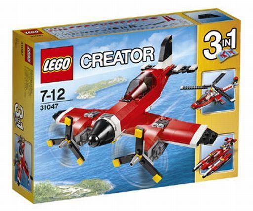 【中古】おもちゃ LEGO プロペラ飛行機 「レゴ クリエイター」 31047
