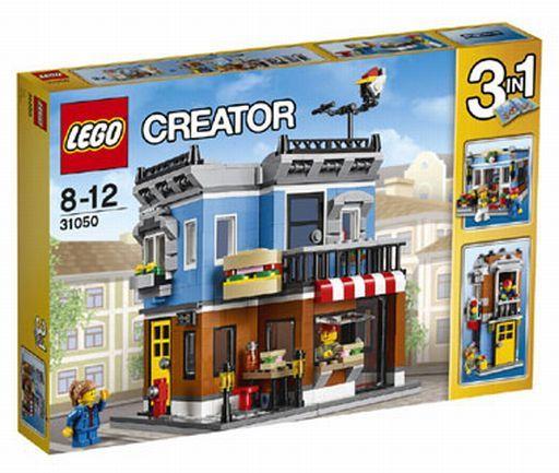 【中古】おもちゃ LEGO 街角のデリ 「レゴ クリエイター」 31050