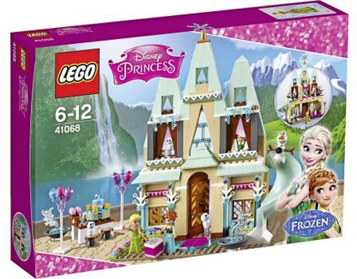【中古】おもちゃ LEGO アナとエルサのアレンデール城 「レゴ ディズニープリンセス」 41068