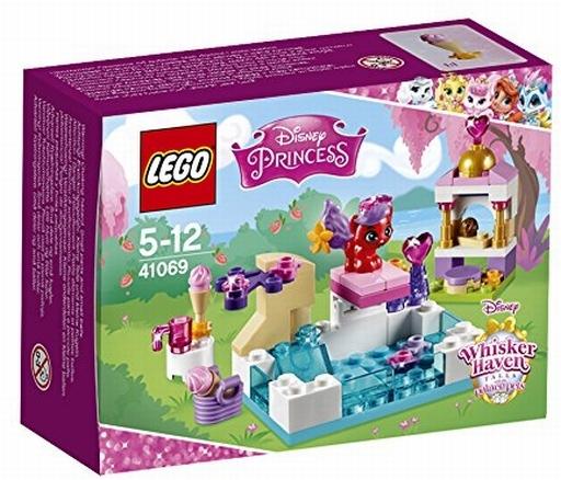 """【新品】おもちゃ LEGO ロイヤルペット""""トレジャーのプール遊び"""" 「レゴ ディズニープリンセス」 41069"""