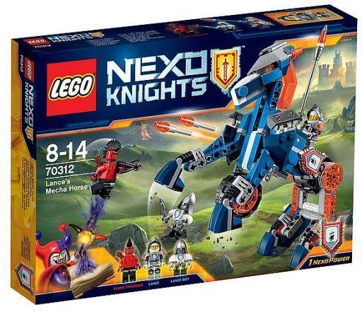 【中古】おもちゃ LEGO メカホースバイク 「レゴ ネックスナイツ」 70312