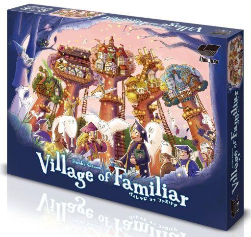 【中古】ボードゲーム ヴィレッジオブファミリア -Village of Familier-