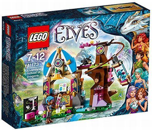 【新品】おもちゃ LEGO エルベンデールのドラゴンスクール 「レゴ エルフ」 41173