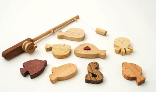 【中古】おもちゃ プレイフィッシング 「森のささやきシリーズ」
