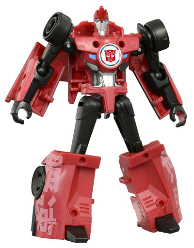 【中古】おもちゃ TAV43 バリサンダー&サイドスワイプ 雷撃アーマー 「トランスフォーマー アドベンチャー」