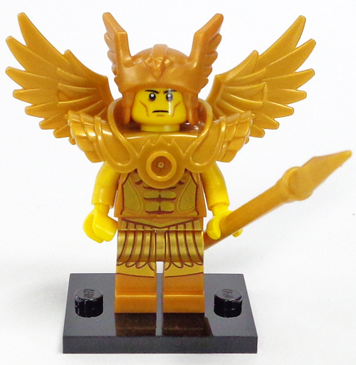 【中古】おもちゃ 空飛ぶ戦士 「LEGO レゴ ミニフィギュア シリーズ15」 71011
