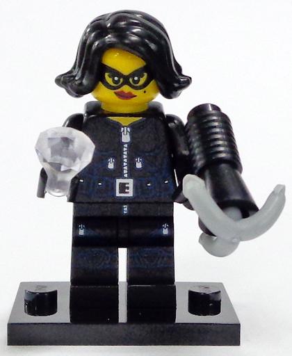 【中古】おもちゃ 宝石泥棒 「LEGO レゴ ミニフィギュア シリーズ15」 71011