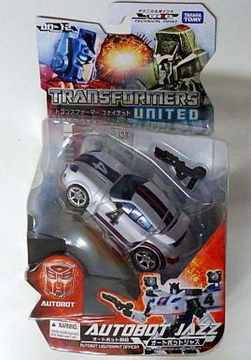 【中古】おもちゃ [箱欠品] UN-12 オートボットジャズ 「トランスフォーマー ユナイテッド」