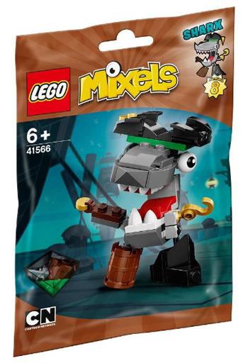 【新品】おもちゃ LEGO シャークス 「レゴ ミクセル」 41566