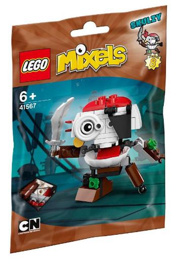 【新品】おもちゃ LEGO スカルジー 「レゴ ミクセル」 41567