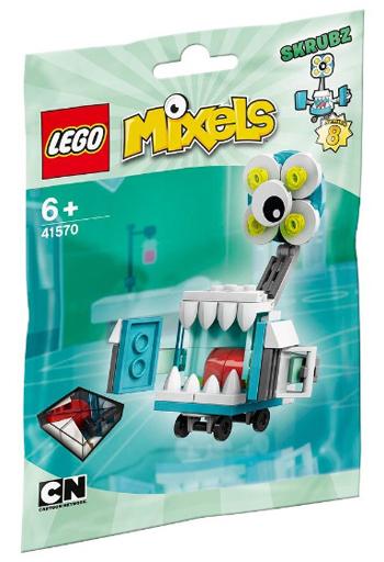 【新品】おもちゃ LEGO スクラブズ 「レゴ ミクセル」 41570