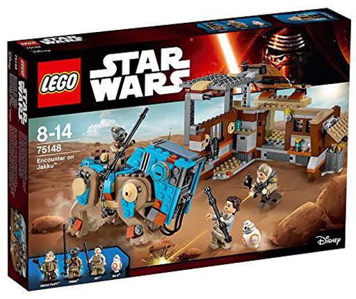 【中古】おもちゃ LEGO ジャクーの戦い 「レゴ スター・ウォーズ」 75148