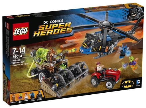 【新品】おもちゃ LEGO バットマン:スケアクロウ 恐怖の収穫 「レゴ スーパー・ヒーローズ」 76054