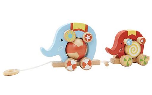 【中古】おもちゃ くるくるサーカス 「森のあそび道具シリーズ」