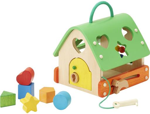 【中古】おもちゃ あそびのおうち 「森のあそび道具シリーズ」