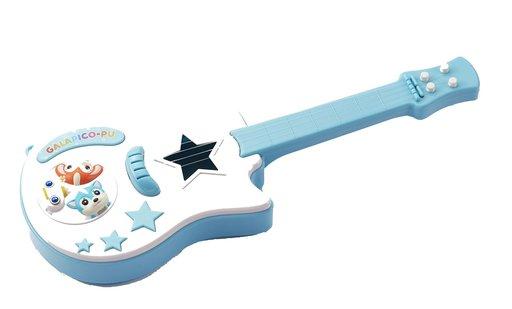 【中古】おもちゃ ミニギター 「ガラピコぷ?」