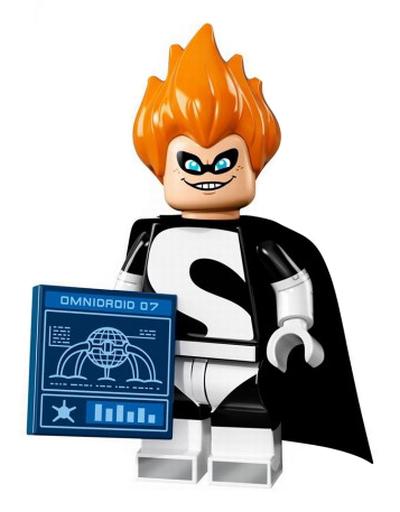 【中古】おもちゃ シンドローム 「LEGO レゴ ミニフィギュア ディズニーシリーズ」 71012