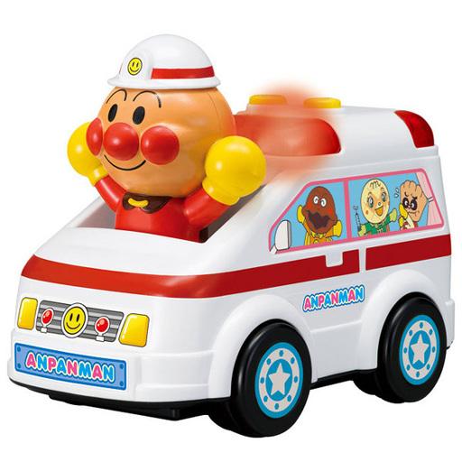 【中古】おもちゃ アンパンマン おしゃべり救急車 「それいけ!アンパンマン」