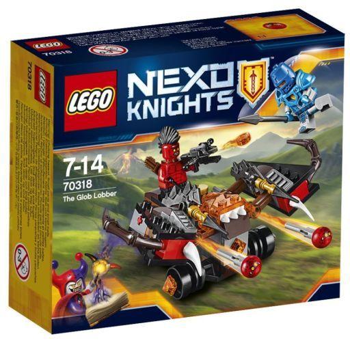 【新品】おもちゃ LEGO マグマショットローラー 「レゴ ネックスナイツ」 70318