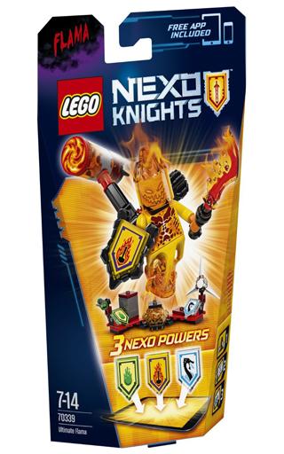 【新品】おもちゃ LEGO シールドセット レイマ 「レゴ ネックスナイツ」 70339