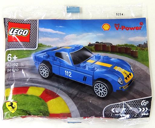 【中古】おもちゃ LEGO フェラーリ 250GTO 「レゴ」 40192 昭和シェル石油限定品