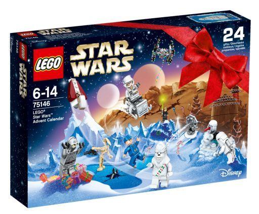【中古】おもちゃ LEGO アドベントカレンダー 「レゴ スター・ウォーズ」 75146