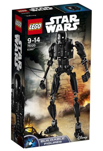 【新品】おもちゃ LEGO K-2SO 「レゴ スター・ウォーズ」 75120