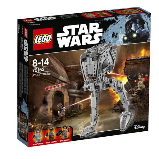 【新品】おもちゃ LEGO AT-STウォーカー 「レゴ スター・ウォーズ」 75153