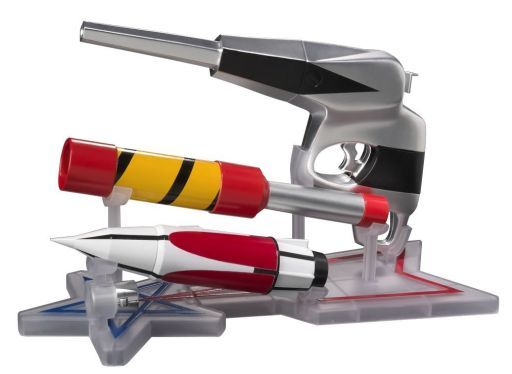 【中古】おもちゃ TAMASHII Lab 科学特捜隊光線銃 スーパーガン 「ウルトラマン」