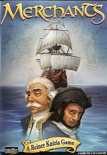 【中古】ボードゲーム [日本語訳無し] 交易王 (Merchants: Lords of the Sea)