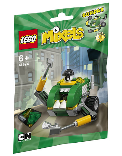 【新品】おもちゃ LEGO コンパックス 「レゴ ミクセル」 41574