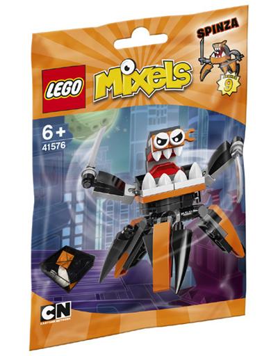 【中古】おもちゃ LEGO スピンザ 「レゴ ミクセル」 41576