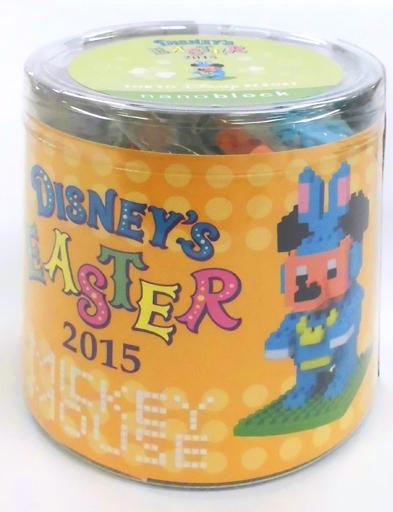 【中古】おもちゃ ナノブロック ミッキーマウス 「ディズニー・イースター2015」 東京ディズニーリゾート限定